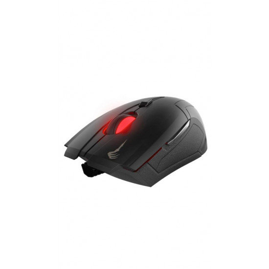 Keyboard and mouse combo for games