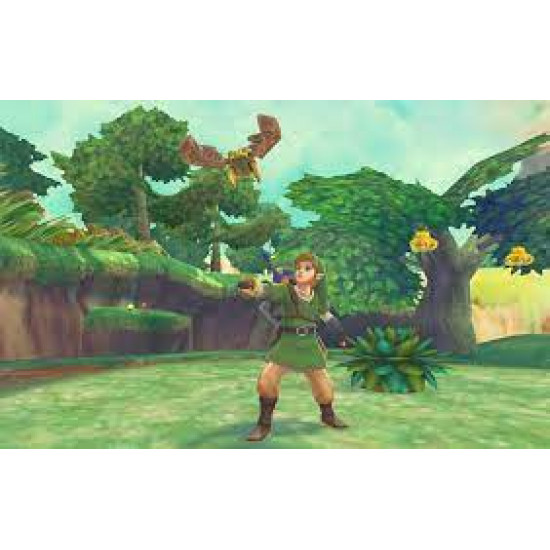 Game - The Legend of Zelda Skyward Sword Switch